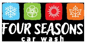 Four Seasons Car Wash & Detail Center Logo