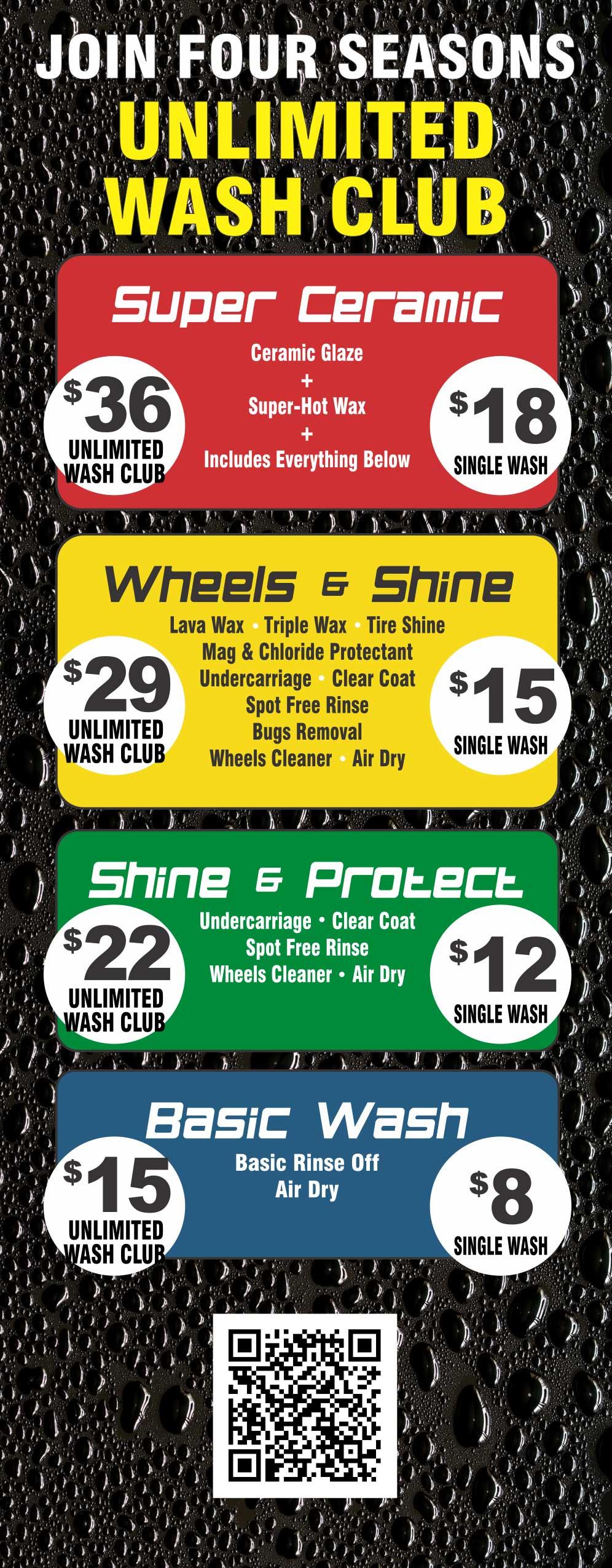 , Car Wash in Aurora, Colorado, Four Seasons Car Wash & Detail Center